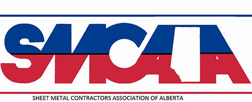 Proud member of the Sheet Metal Contractors Association of Alberta